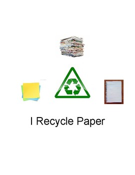 Recycling Paper Story
