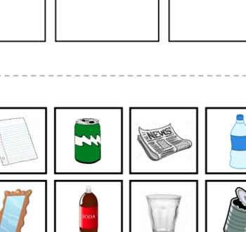 Recycling Picture Sort