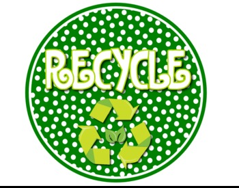 Recycling Posters in English and Spanish - FREE