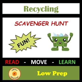 Recycling Scavenger Hunt