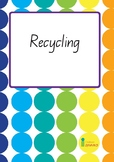 Recycling School Readiness Workbook