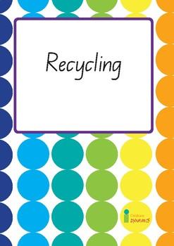 Recycling School Readiness Workbook