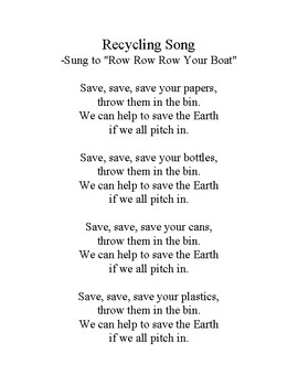Recycling Song