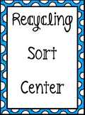 Recycling Sort Center