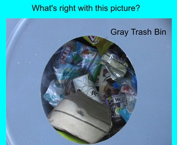 """Recycling """"Test"""""""