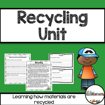Recycling {The importance and a report of the process}