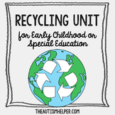 Recycling Unit for Special Education
