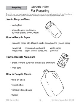 Recycling: Where Did all the Garbage Go?