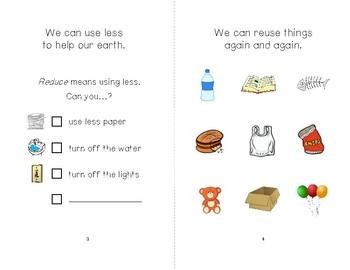 Recycling Workbook