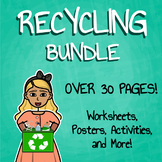 Recycling Worksheets and Activities
