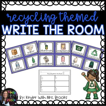 Recycling Write the Room