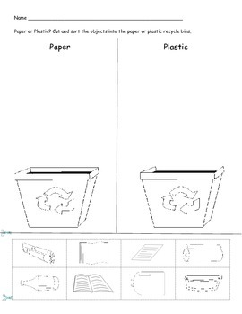 Recycling sorts