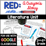 Red A Crayon's Story