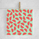 Red And Green Watermelon Backgrounds, Summer Patterns