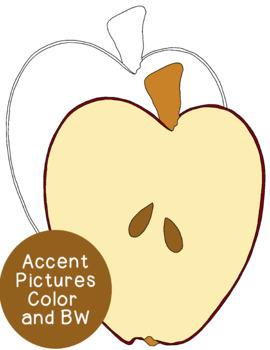 Red Apples Bulletin Board Border Set Sauce Apple Basket PDF
