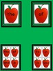 Red Apple Fry First 100 Sight Word Flashcards and Posters