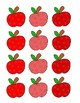 Red Apple Labels