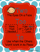 Homophone Posters Red and Aqua