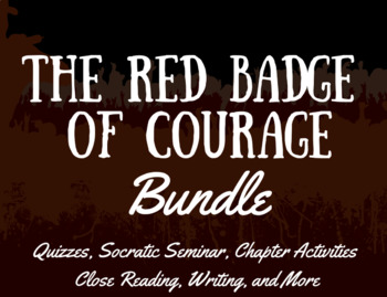 Red Badge of Courage Bundle