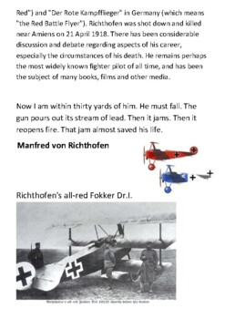 Red Baron Handout
