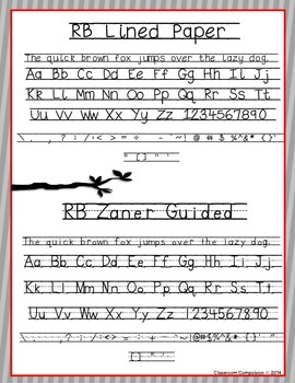 Red Bird Font Set #5 (6 Fonts for Personal or Commercial Use)
