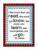 *FREEBIE* Red & Baby Blue Quotes (From Our Favorite Cat)