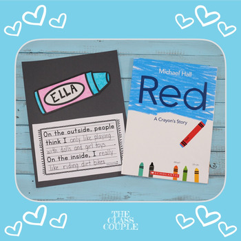 Red Book Companion, Using Crayons to Teach Acceptance