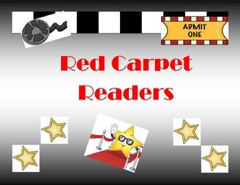 Red Carpet Reading Strategies