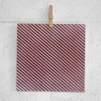 Red Chalkboard Patterns, Chalkboard Paper