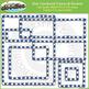 Checkered Borders & Frames Bundle