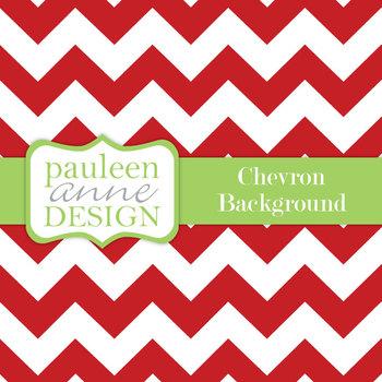 Red Chevron Background