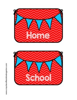 Red Chevron Student Led Attendance