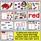 Red Color Recognition Color Word Boom Cards (Learning Colors - Red)