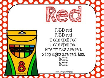 Red Song Book