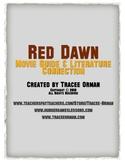 Red Dawn Movie Handout with Literature Comparison