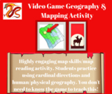 Red Dead Redemption 2 Geography and Mapping Activity