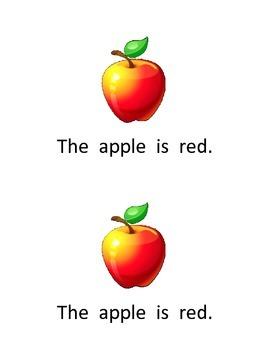 """""""Red"""" Emergent Reader"""