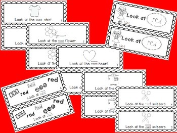 Red Emergent Reader