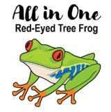 Red-Eyed Tree Frog Bundle