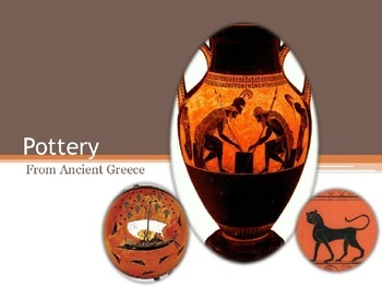 Red Figure Roman Pottery