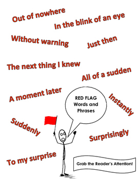 Red Flag Words