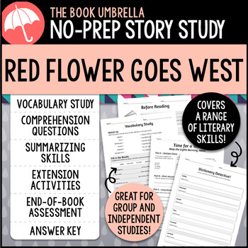 Red Flower Goes West