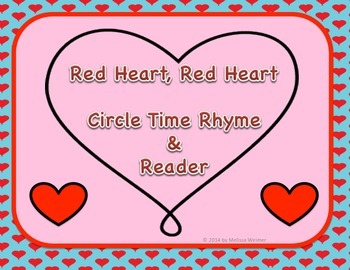 Red Heart, Red Heart - Rhyme & Reader