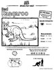 Red Kangaroo -- 10 Resources -- Coloring Pages, Reading & Activities