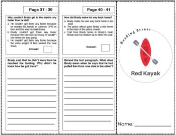 Red Kayak - 5th Grade Reading Street