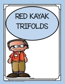 Red Kayak ( 5th Grade Reading Street) - Trifolds
