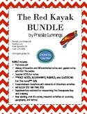 Red Kayak Novel Unit BUNDLE