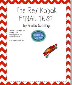 Red Kayak FINAL Book Test