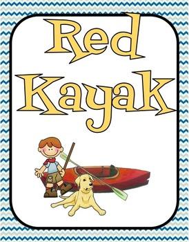 Red Kayak Resource pack