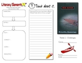 Red Kayak Trifold Activities